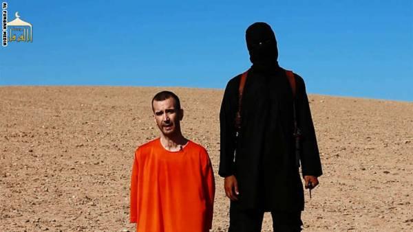 """""""داعش"""" يعلن قطع رأس الرهينة البريطاني ديفيد هاينز ويهدد بقتل آخر"""