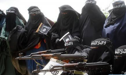 اخطر نساء قياديات في داعش