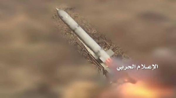 قصف صاروخي استهدف تجمعات المرتزقة في فرضة نهم