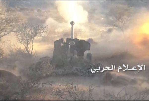 نهم: تعزيزات لمجاميع المرتزقة وقصف مدفعي متبادل