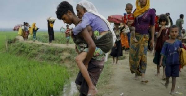 الاتحاد الاوروبي يندد بالعنف بحق الروهينغا في بورما