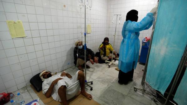 الصحة العالمية: 15 مليون يمني لا يحصلون على الرعاية الصحية