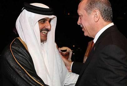 قطر وتركيا: الغاز مقابل الإخوان