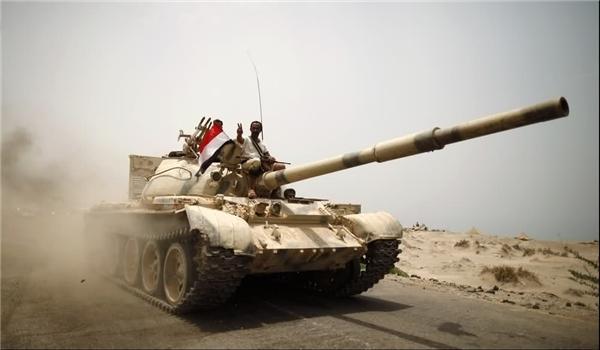 الجيش يدك تجمعات للمرتزقة في مأرب