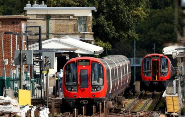 22 جريحا في اعتداء في مترو الانفاق بلندن
