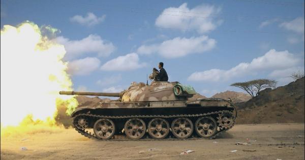 هجومان على مواقع قوى الغزو بتعز ولحج