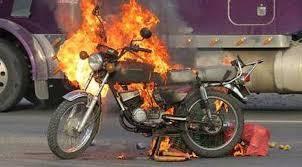 شهيدان في غارة استهدفت دراجة نارية بتعز