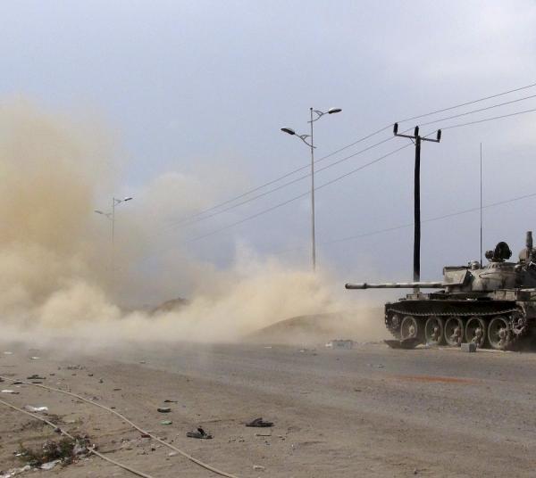 قوات الجيش تدك تعزيزات المرتزقة بالجوف