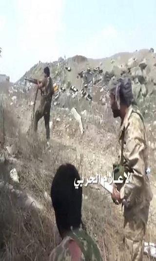 الجيش اليمني يصد أعنف زحف مسنود بعشرات الغارات بجيزان