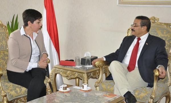 حكومة الانقاذ تؤكد على تقديم الدعم والمساندة لبرامج الأمم المتحدة الإنسانية