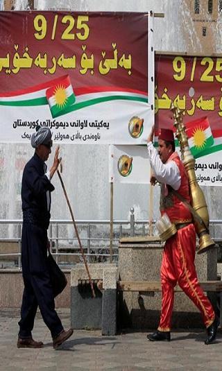 اتفاق عراقي إيراني تركي على إجراءات مضادة لاستفتاء كردستان