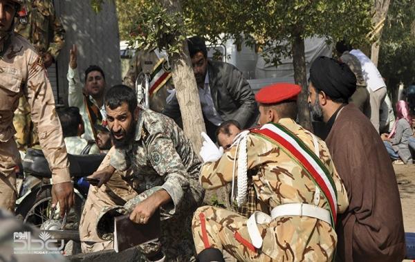 إيران: مقتل 24 وإصابة العشرات في هجوم على عرض عسكري بالأهواز