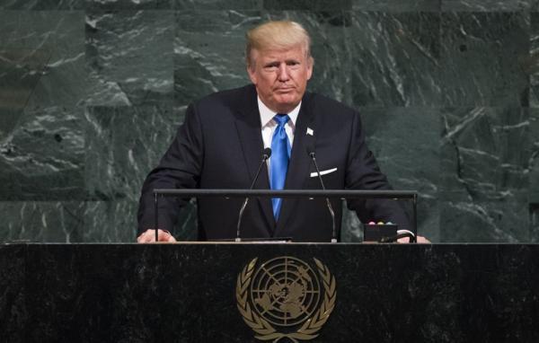 ترامب في الأمم المتحدة ليتحدث عن إيران وكوريا الشمالية