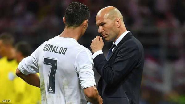 رئيس ريال مدريد &#34يصالح&#34 رونالدو وزيدان بـ&#34مفاجأة&#34