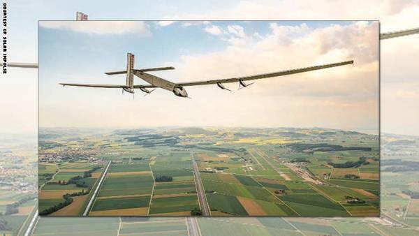 رقم قياسي جديد في أبوظبي... طائرة تعمل بالطاقة الشمسية تنطلق في رحلة حول العالم