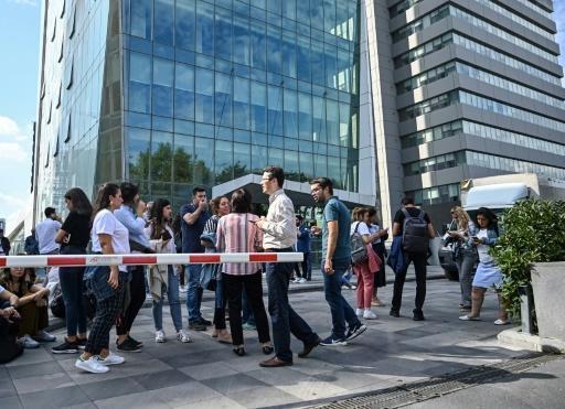 زلزال بقوة 5,7 درجات يهزّ اسطنبول