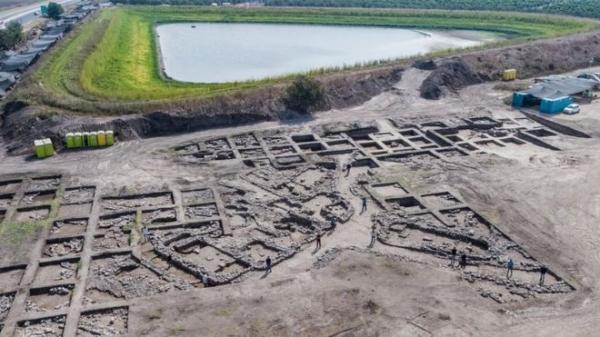 اكتشاف مدينة أثرية عمرها خمسة آلاف عام في إسرائيل