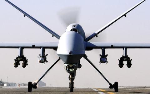 هل أصبحت الطائرات بدون طيار قوة جوية إرهابية؟