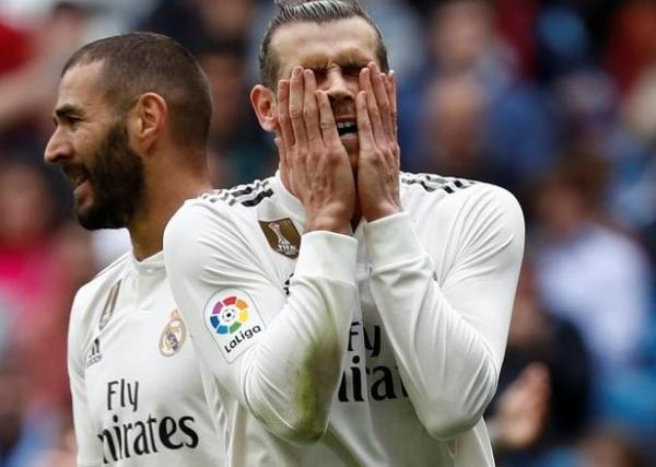 ريال مدريد يحقق رقما سلبيا بالبقاء 482 دقيقة دون أي هدف