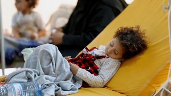 تسجيل حالتي وفاة بوباء الكوليرا بمديرية فرع العدين بإب