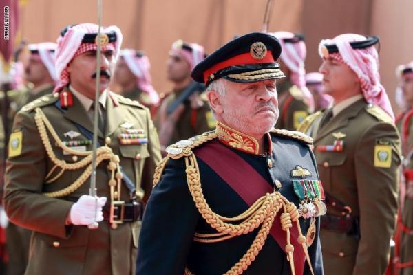 ملك الأردن يعلن استعادة السيادة على الباقورة والغمر بموجب انتهاء معاهدة السلام مع إسرائيل