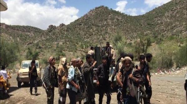 مصرع عدد من الحوثيين بينهم قيادي بارز في جبهة الفاخر بالضالع