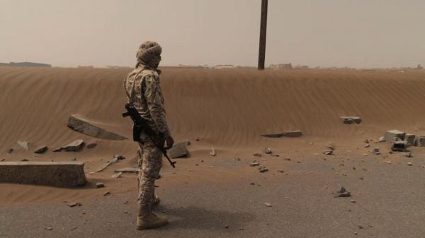 """إصابة قيادي حوثي ومقتل أفراده في صد """"المشتركة"""" هجوماً لهم بالفازة في الحديدة"""