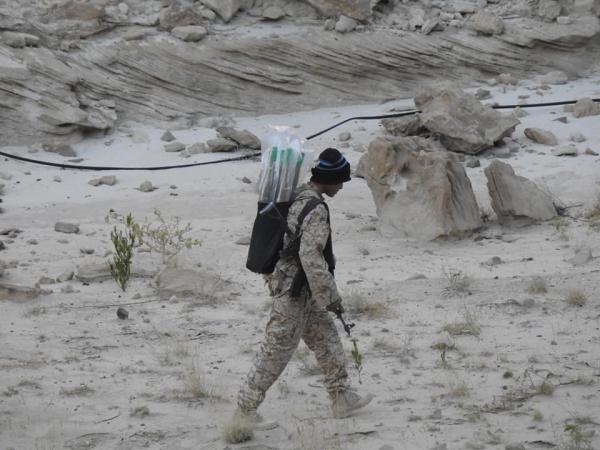 الدفاع اليمنية: مصرع خبير متفجرات عراقي الجنسية في باقم صعدة