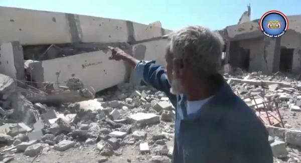 Houthi militias blow up the May 22 School in Hodeidah- Video