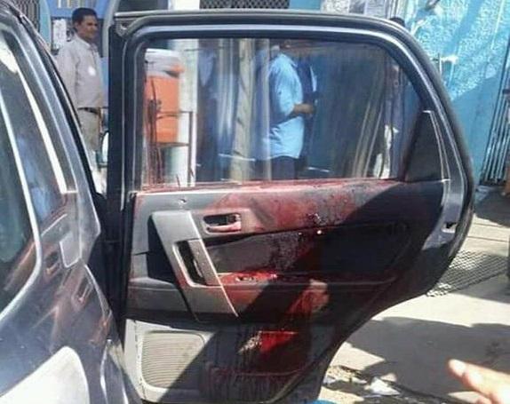 نجاة رئيس جامعة تعز من محاولة اغتيال ومقتل مرافقه الشخصي