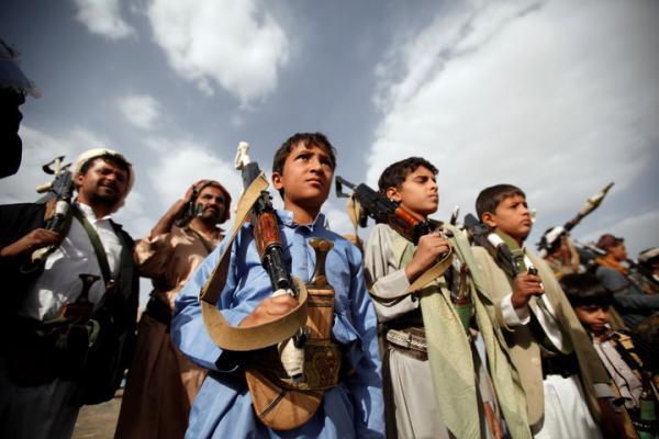 رئيس اتحاد اطفال اليمن يدعو الى محاسبة قيادة مليشيا الحوثي وإحالتها إلى محكمة العدل الدولية