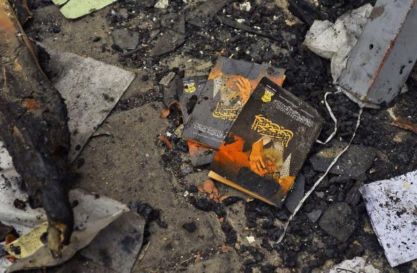 أوهام إيرانية يحرقها العراق