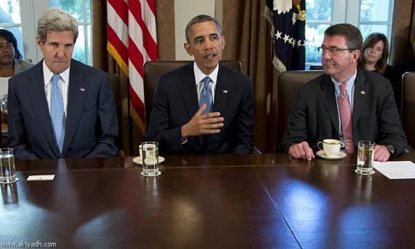 أوباما يعلن كارتر وزيراً للدفاع الجمعة