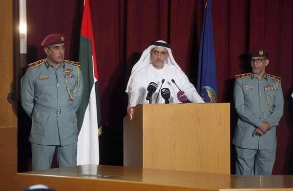 """سلطات الأمن في الإمارات تفكك لغز """"المنقبة"""" وراء مقتل أمريكية"""