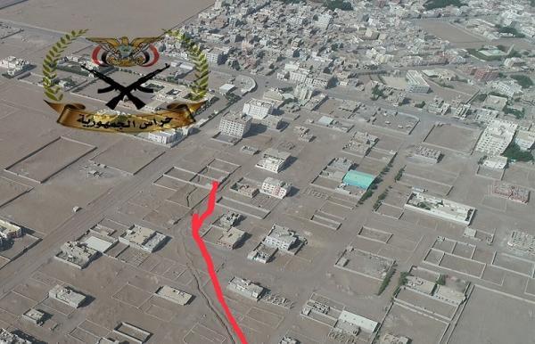 مليشيا الحوثي تحفر أنفاقاً جديدة في مدينة الحديدة
