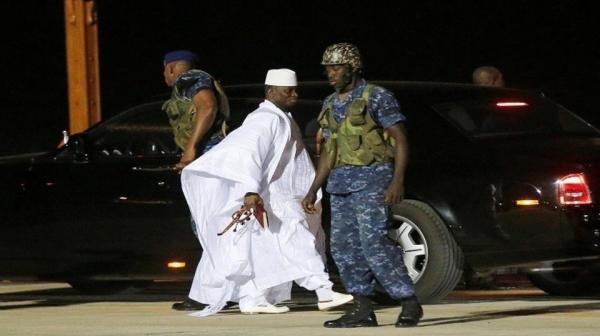 واشنطن تمنع رئيس غامبيا السابق من دخول بلادها لتورطه بدعم حزب الله