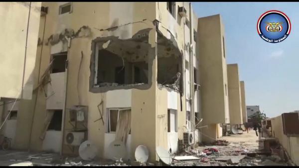 مليشيا الحوثي تواصل قصف مستشفيات مدينة الحديدة