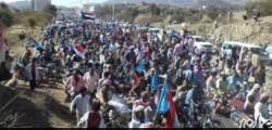 مظاهرات في عدة بلدات جنوبية بمناسبة يوم الأسير الجنوبي