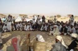 قبائل الجوف تطالب بادراج قضية الحدود مع السعودية بجدول مؤتمر الحوار