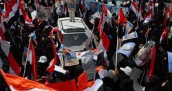 قافلة نسائية للمؤتمر برداع تصل صنعاء للمشاركة في مهرجان ميدان السبعين
