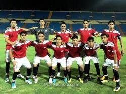 فوز شباب اليمن على أفغانستان بـ 3 أهداف مقابل لاشيء بكأس آسيا لكرة القدم