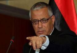جماعة من الثوار يختطفون رئيس الوزراء الليبي علي زيدان
