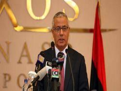 رئيس الوزراء الليبي يظهر على التلفزيون بعد الإفراج عنه