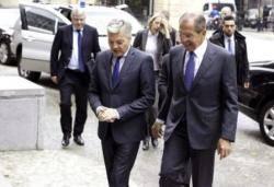 """لافروف : هناك """"بصيص أمل"""" في حل الأزمة السورية"""