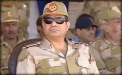 السيسي : نحن نواجه حرب شائعات واكاذيب وعلينا الاستمرار في بناء مصر
