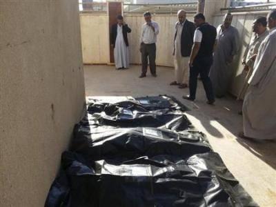 مقتل 38 على الأقل في تفجير انتحاري خارج مقهى في بغداد