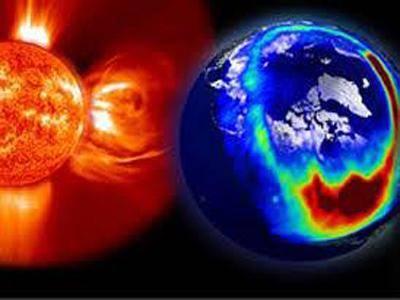 عاصفة مغناطيسيّة تضرب الأرض وتحذيرات لمرضى القلب