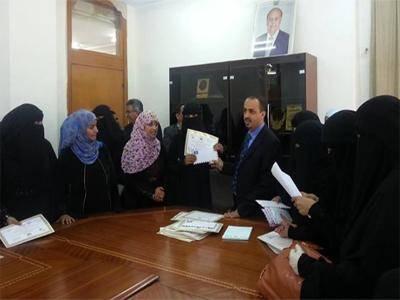 وزير الشباب وقطاع المرأة يكرمون موظفات وزارة الشباب والرياضة