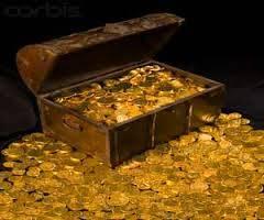 العثور على كنز من الذهب في جبل &#34حدة&#34.. وتوتر قبلي في المنطقة