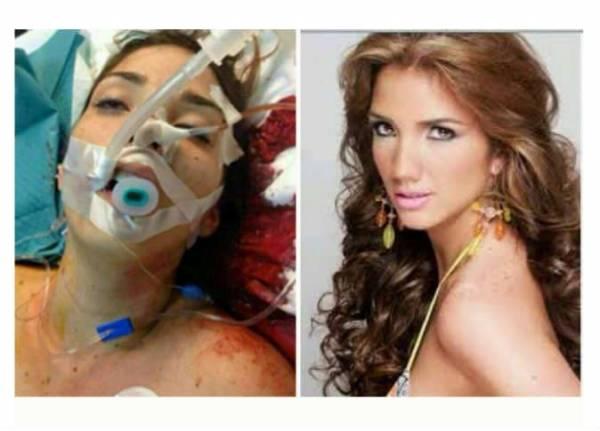 مقتل ملكة جمال فنزويلية أثناء تظاهرها ضد الحكومة